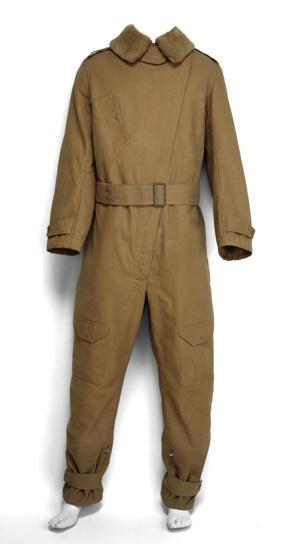 Flight Suit Worn by Charles Lindbergh