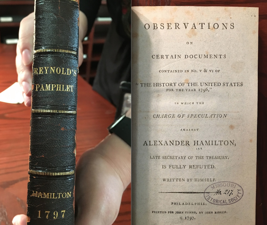 get your hamilton fix at the library  u0026 research center